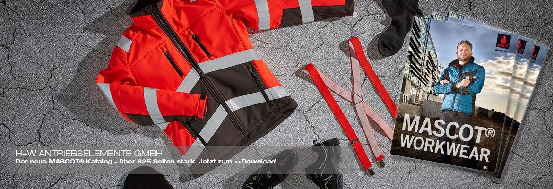 Mascot workwear katalog arbeitsbekleidung 2018 2019