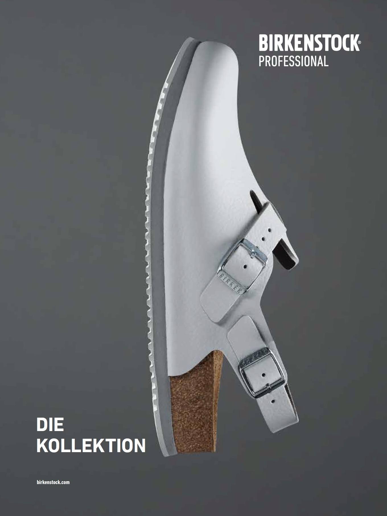 Birkenstock-Professional-Katalog