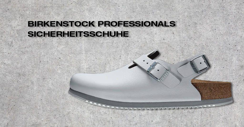 Birkenstock-Professional-Sicherheitsschuhe